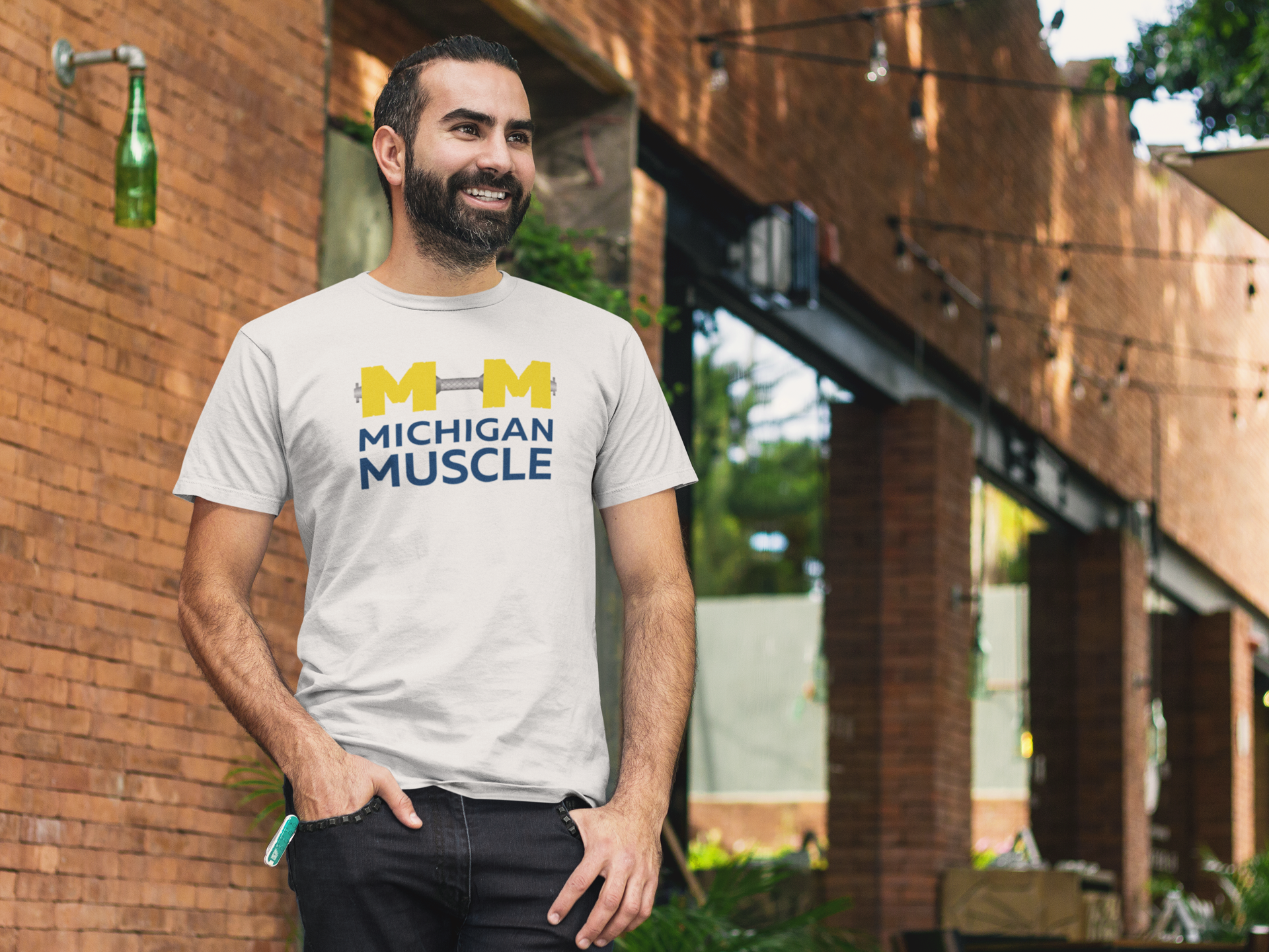 Limited Edition Michigan Muscle - m m michigan muscle Products ...