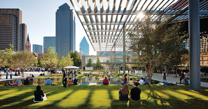 Image result for Dallas arts district