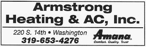 Armstrong Heating & Air Conditioning Inc.