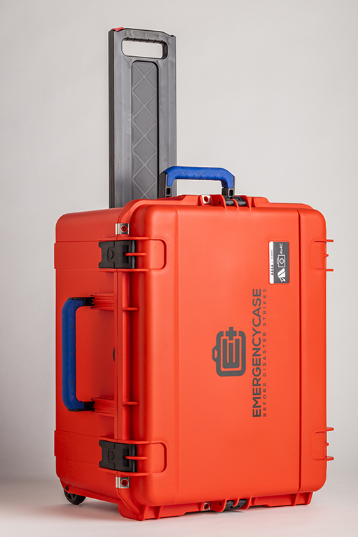 Planet Ready - Shop - 4 Person Comprehensive Emergency Case