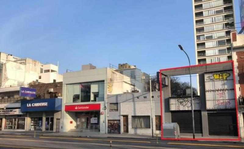 $ 180.000 - Local con galpón, patio y terraza - Juan B. Justo 1200 - Palermo Hollywood
