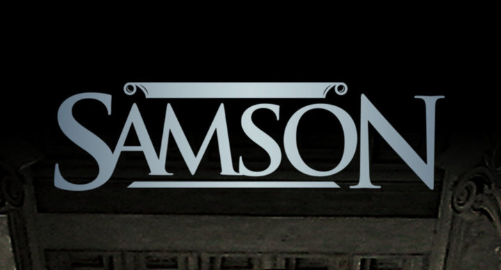 Samson: Passion, Brokenness, and Redemption