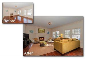 Virtual Staging by PlanOmatic
