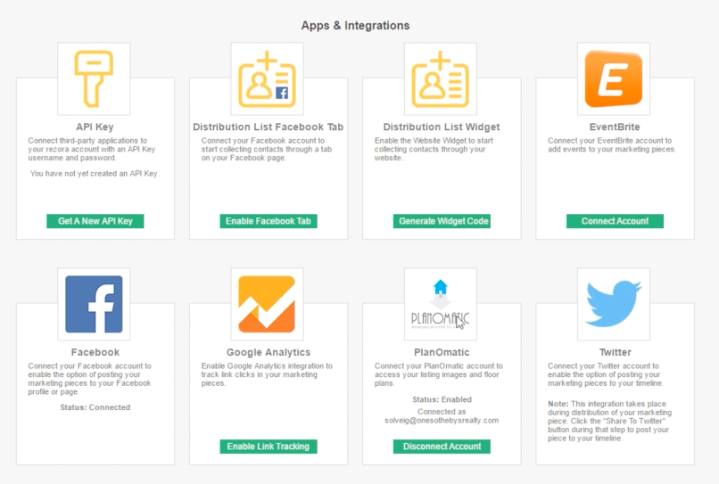 1 Apps & Integrations