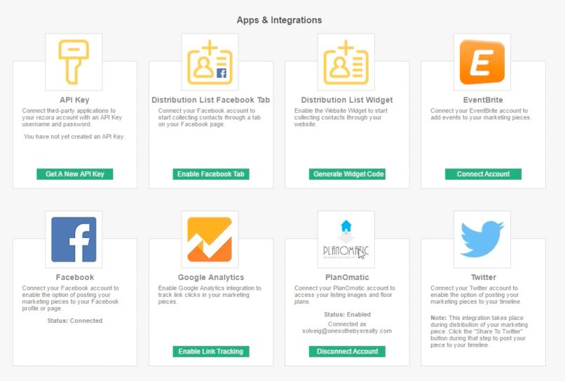 1 Apps & Integrations