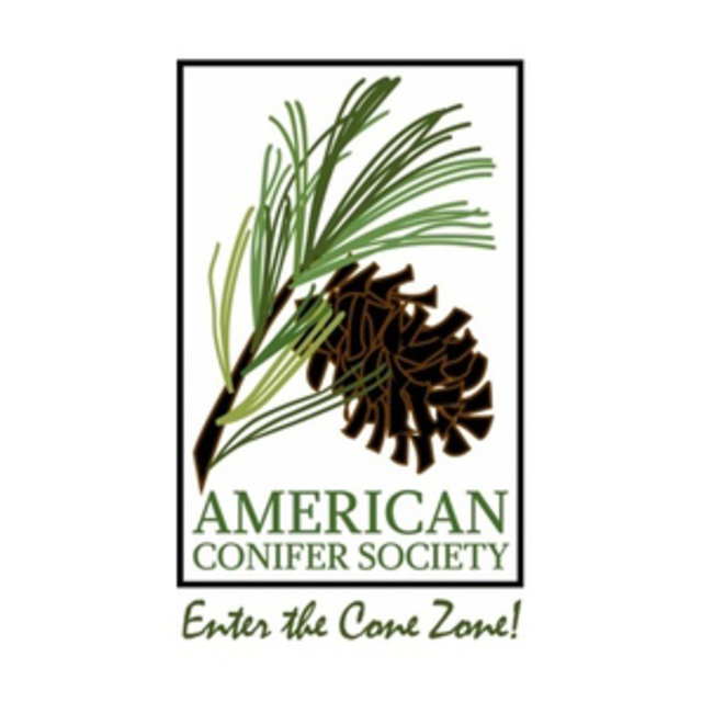 American Conifer Society Plants Map