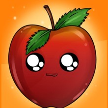 How to draw an apple 1 000000002987 5
