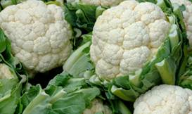 Cauliflower production