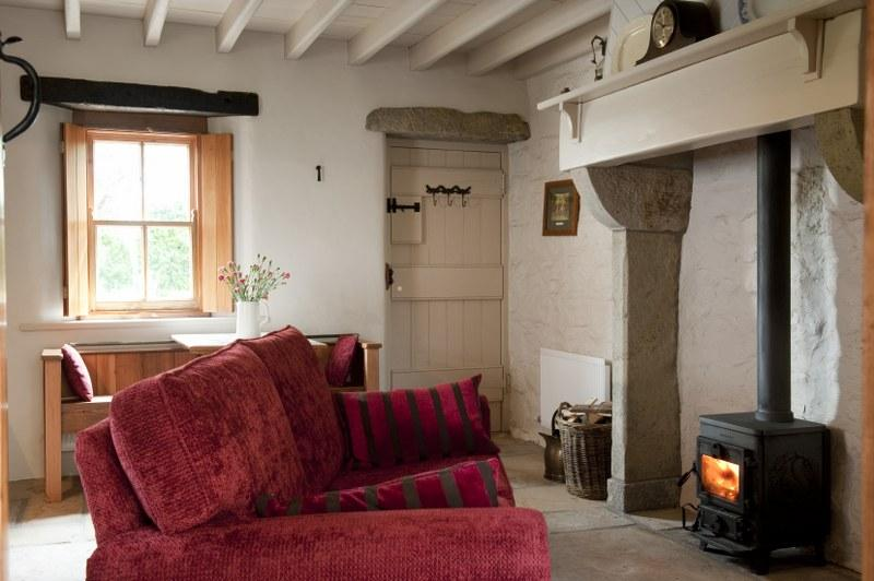 The Interiors Are A Perfect Mix Of Old And New With Traditional Charm Contemporary