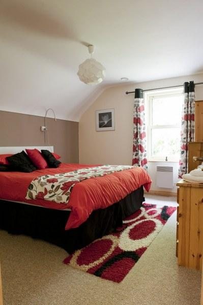 The bedrooms also have their own TV's, perfect if you fancy a lazy morning in bed.