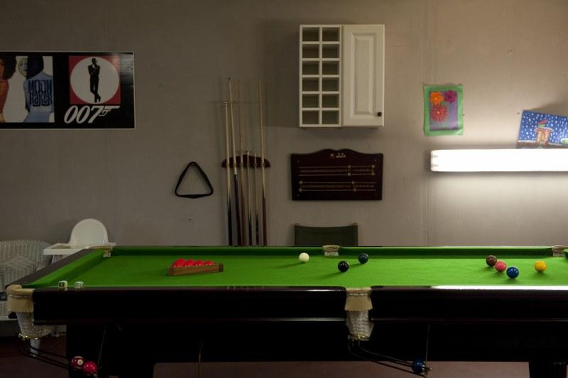 The Coach House has access to a fantastic games room, perfect for the kids and grown ups!