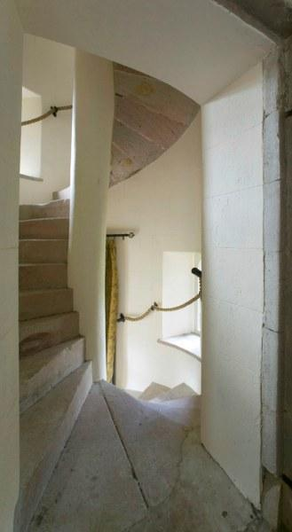Where else can you climb a spiral stone staircase in your very own castle?