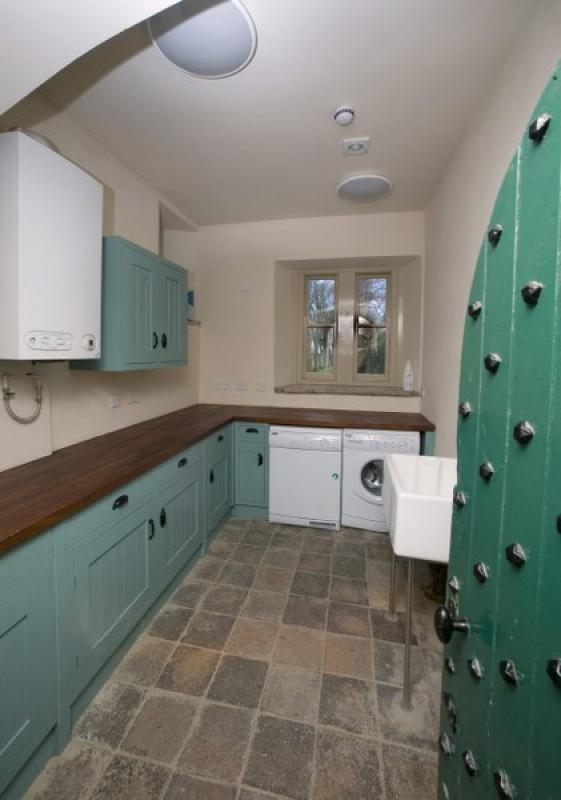 There's also a handy utility room in The Barbican
