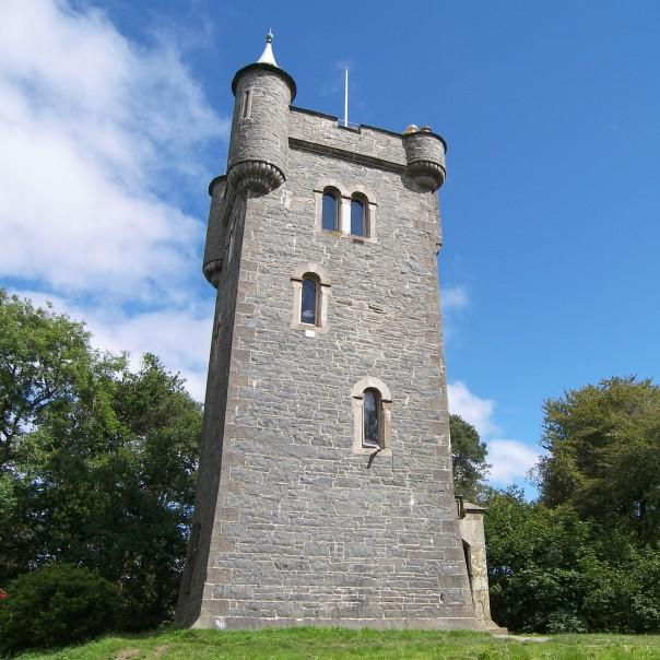Step inside a piece of Northern Irish history and play at being Rapunzel for the day...