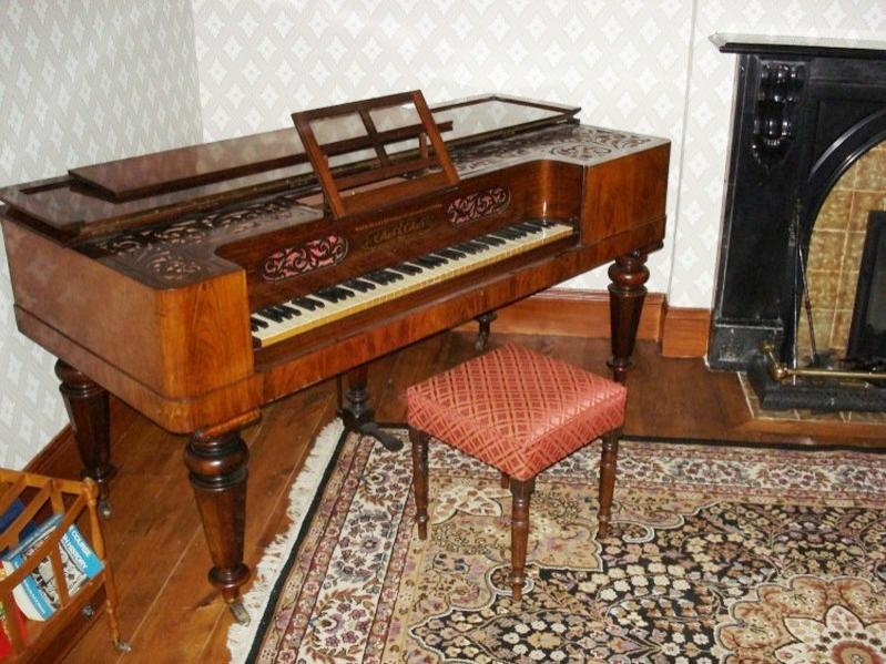 Strike up a tune on the piano and have an old fashioned sing-song!
