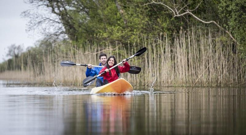 Explore and discover the many waterways, islands and secret inlets of the Erne..