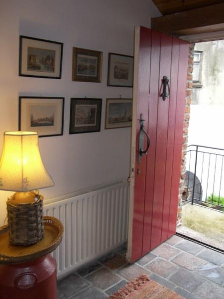 Gorgeous period features throughout this romantic cottage on the Causeway Coast