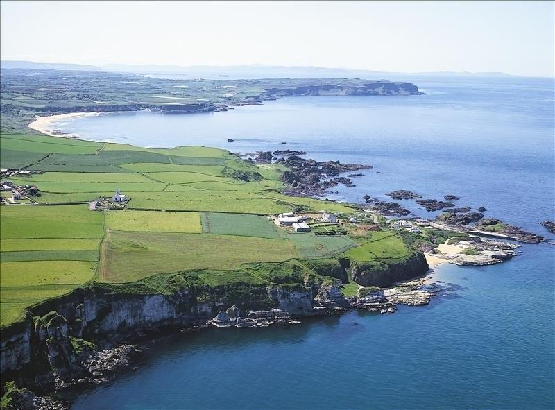 The Kiln Wing is set on the world famous Causeway Coast, an Area of Outstanding Natural Beauty