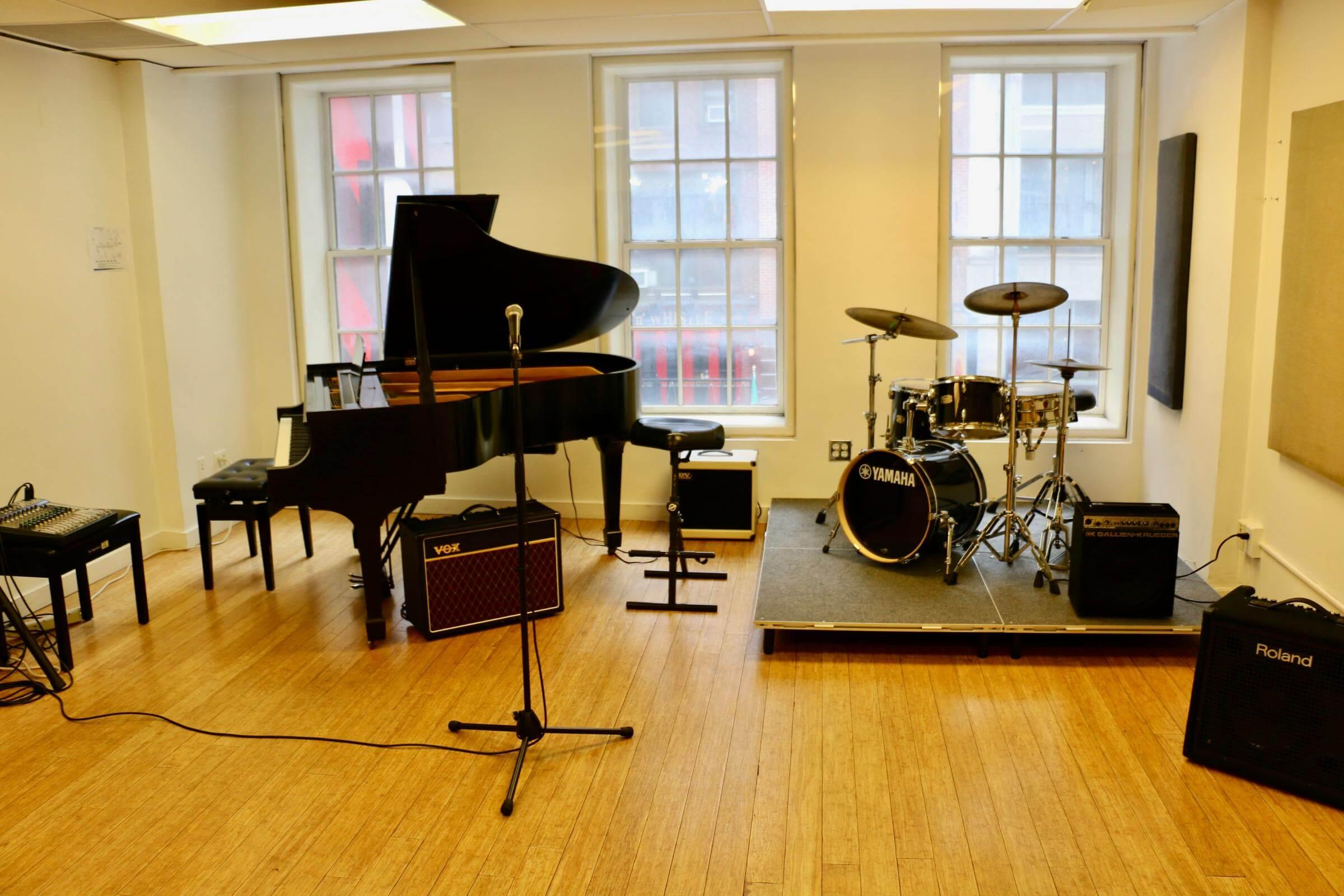 Michiko Studios Michiko Rehearsal Studios