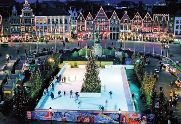Bruges Christmas Market Day Trip 26th November