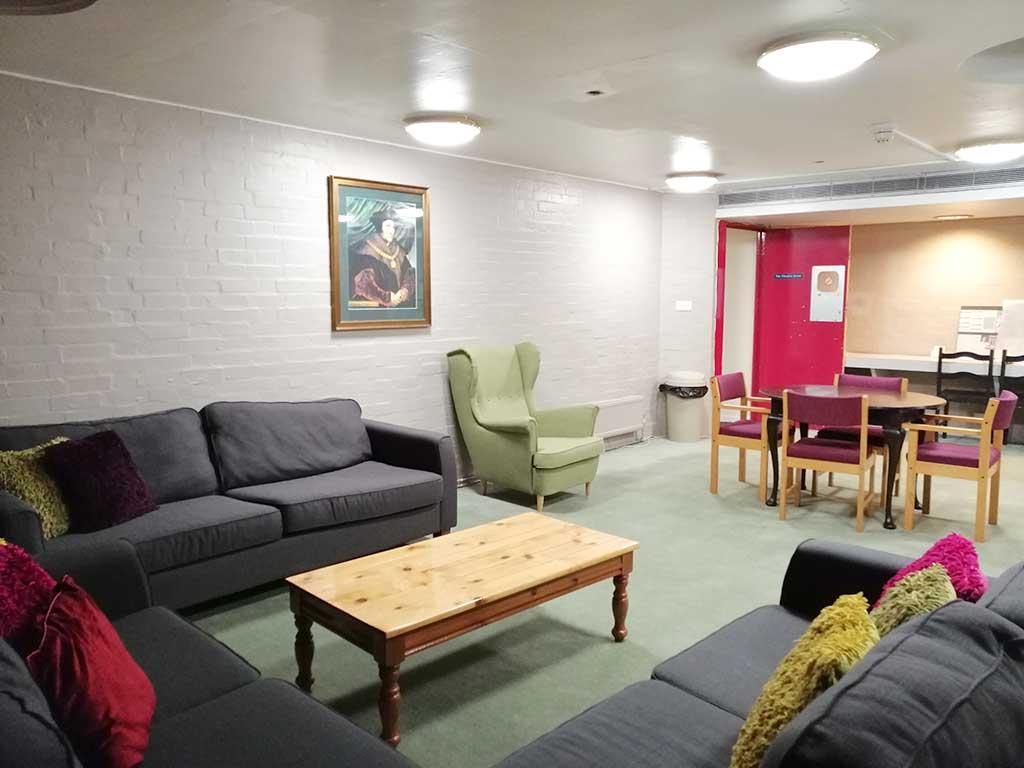 The Strange Room at the Oxford University Catholic Chaplaincy