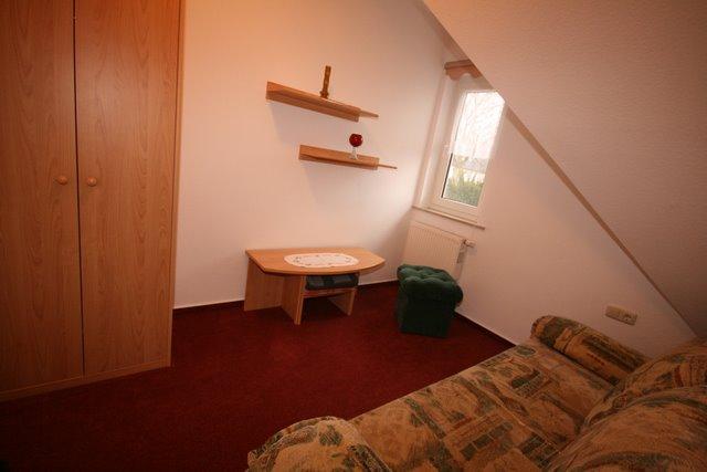 Wohn-,Schlafbereich für 5. Person