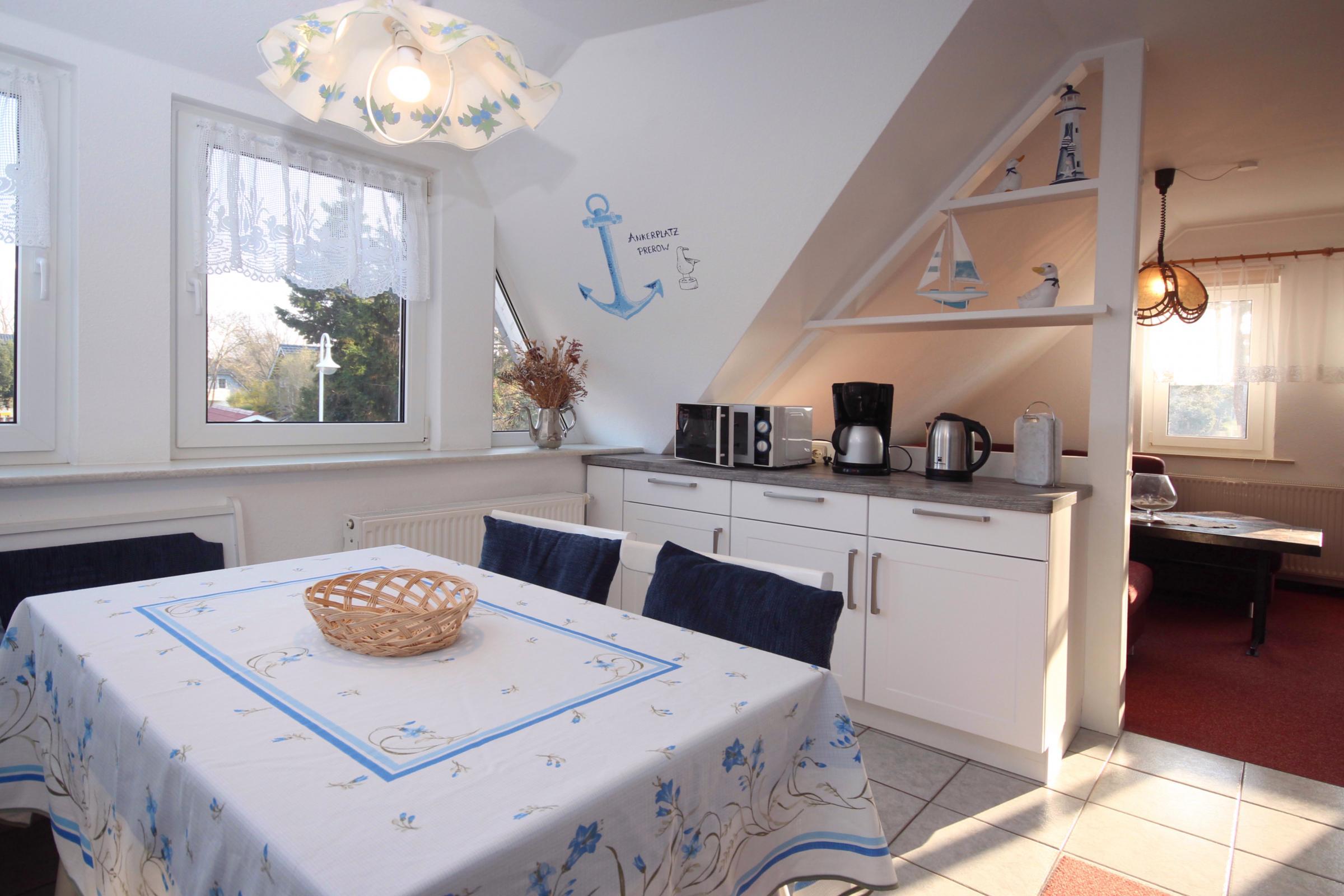 Sitzbereich Küche