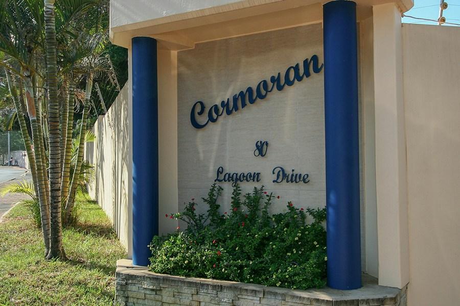 Cormoran Main Gate Entrance