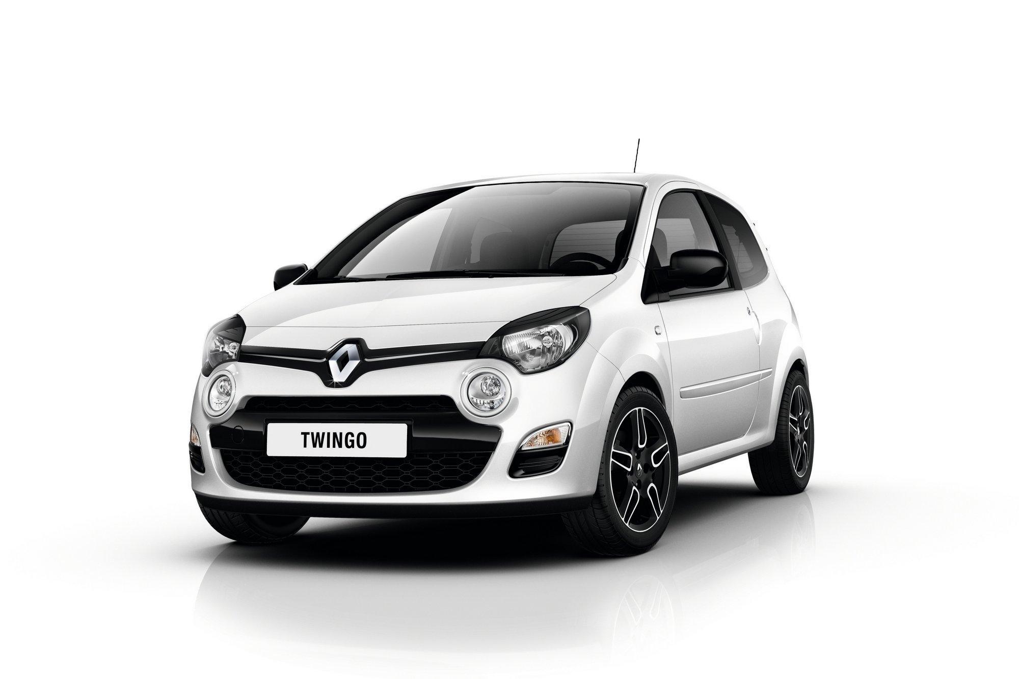 Renault Twingo White / Bianca