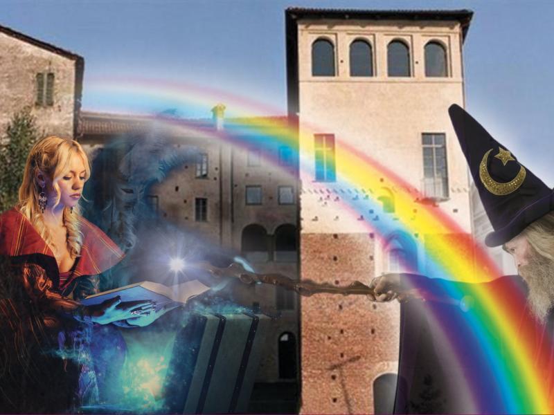 17-23-25-30 Aprile 1-7 Maggio Castello delle Sorprese (Buronzo - Vercelli)  8895_75362_132220_R