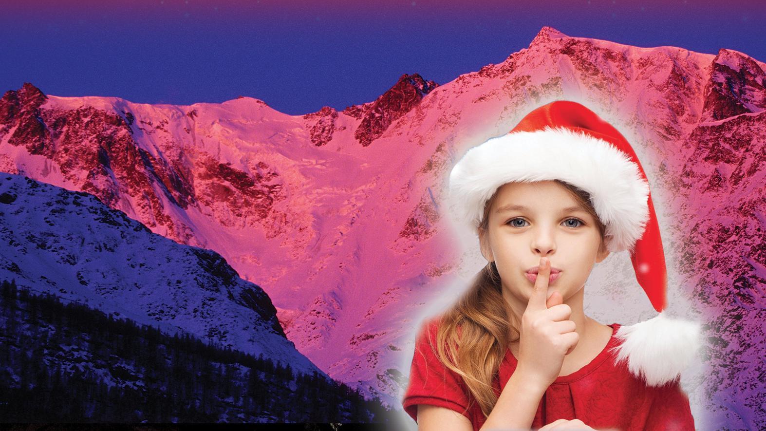 Un viaggio alla scoperta dei segreti di Babbo Natale e dei suoi aiutanti twergi