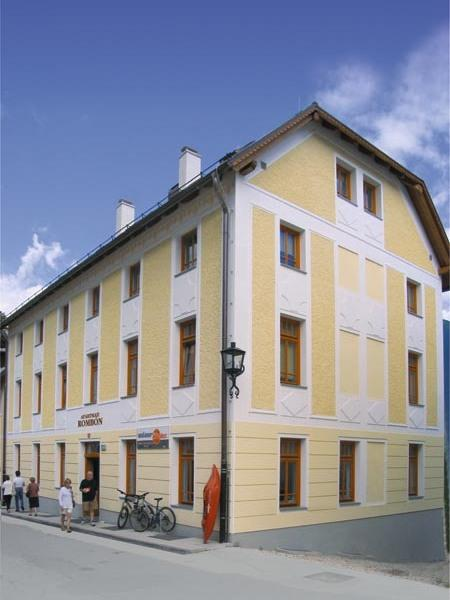 Apartment houe Rombon Bovec