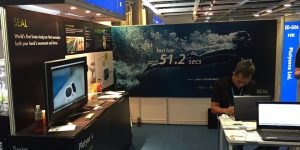 Booth at the HK Electronics Fair 2015