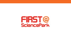 First at Science Park Logo