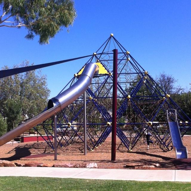 Griffith City Park, NSW