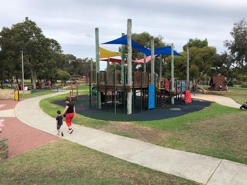 Best playgrounds in Western Australia