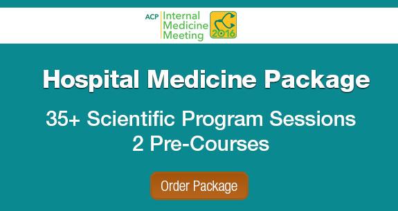 Hospital Medicine Package