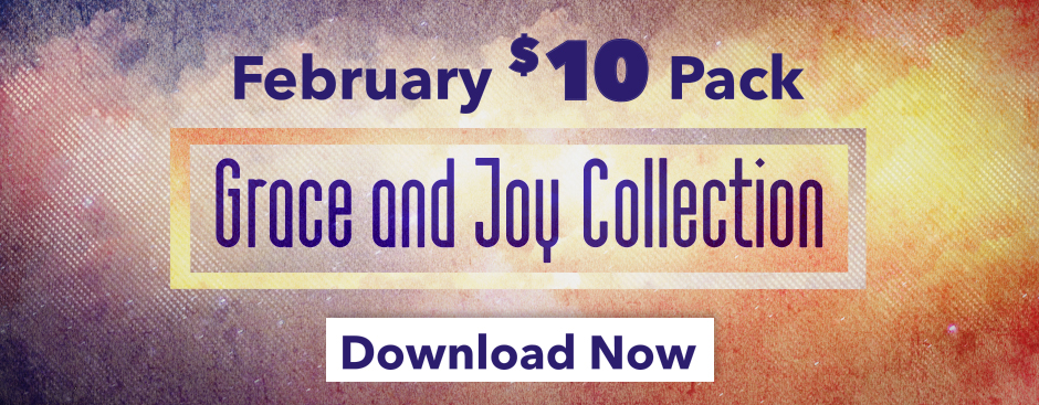 Grace and Joy $10 Pack
