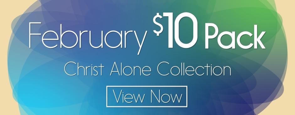 February $10 Pack