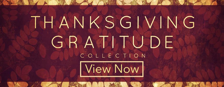 Thanksgiving Gratitutde