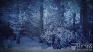 Winter Story 1 Motion Background