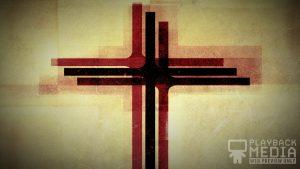 Three Crosses Red 1 Still Background