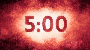 God is Love Countdown