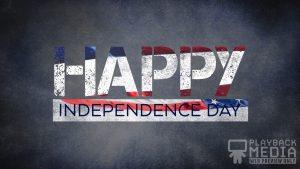 Basic Freedom July 4 Motion Background