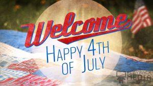 Classic Americana July4 3 Still Background