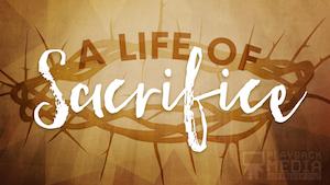 A Life of Sacrifice 5 Still
