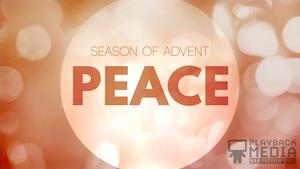 Advent Peace Still Background