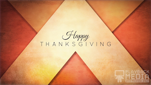Amber Waves Thanksgiving Motion Background