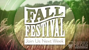 Barley Breeze Festival Motion Background