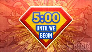 Bible Heroes Church Coundown